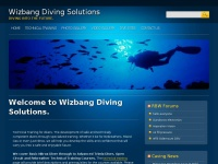 Welcome to Wizbang Diving Solutions. | Wizbang Diving Solutions