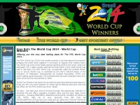 Free Bets World Cup 2014