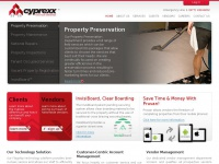 Cyprexx.com - Cyprexx Services, LLC | Nationwide REO Field Service Company