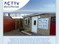 activphysiotherapy.co.uk Thumbnail