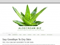 ALOECREAM.BIZ | Featuring Hawaiian Moon Aloe Vera Skin Cream