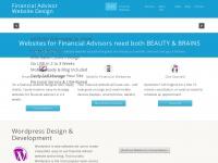financialadvisorwebsitedesign.com