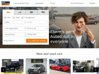 Autoscout24.com - AutoScout24 - Find used cars and new cars throughout Europe