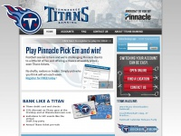 Titans Home - Tennessee Titans Banking by Pinnacle Financial Partners