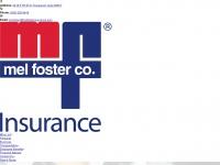 melfosterinsurance.com