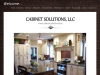 cabinetsolutions.biz Thumbnail