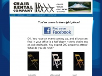 chairrental.biz