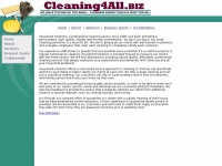 Cleaning4all.biz