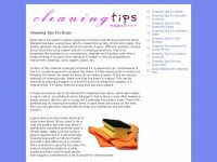 cleaning-tips.biz