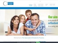 Thespecialistorthodonticpractice.co.uk
