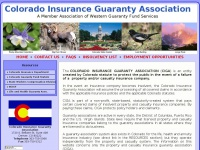 Colorado Insurance Guaranty Association