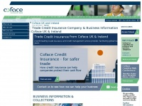 Coface: for Safer Trade! Leading UK Credit Insurance Provider