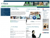 Credit Insurance and business information from Coface