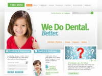 Deltadentalin.com - Delta Dental Indiana - Delta Dental - Home