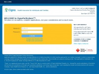 Cignaforbrokers.com - CIGNA - A Business of Caring »