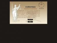 e-attorneys.biz Thumbnail