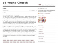 edyoung-church.biz Thumbnail