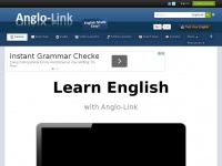 Anglo-link.com - Learn English Online Free With Anglo-Link