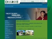 True English Immersion? English Immersion Courses DialoguE England Florida