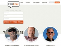 LiveChat | Live Chat Software with Ticketing System | Live Support | Live Help