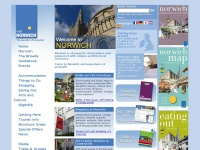 visitnorwich.co.uk Thumbnail