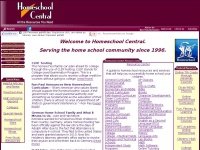 Homeschool Central - everything you need to home school