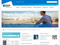 Home - Aegon Pensions, Insurance, Investments