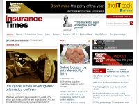 insurancetimes.co.uk