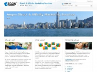 Aegon Direct  & Affinity Marketing Services - ADAMS Asia
