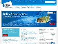Aegon Global Pensions - Aegon Global Pensions