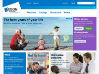 Welcome | Aegon UK