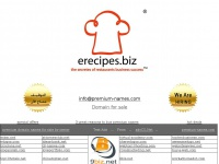 Erecipes.biz