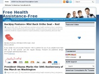 Free Health Assistance-Free Discount Cards
