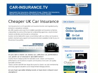 car-insurance.tv Thumbnail
