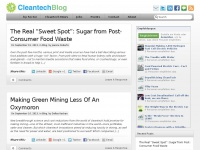 Cleantech Blog