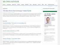 myownadvisor.ca Thumbnail