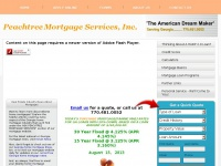 peachtreemortgageservices.net
