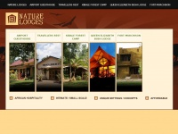 naturelodges.biz