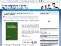 Prescription Cards -Medication Help-Rx Help