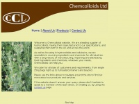chemcolloids.com
