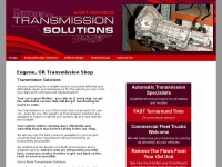 Transmissionsolutions.biz