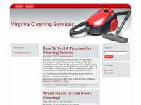 virginiacleaningservices.biz Thumbnail