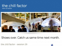 Thechillfactor.org