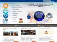 Sri Lanka Expo 2012 | Sri Lanka trade fair | trade shows in Sri Lanka | Asian trade fairs