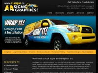 A1asigns.ca