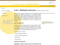 Abcmediation.ca