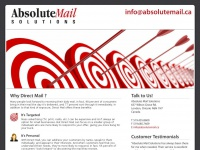 Absolutemailsolutions.ca