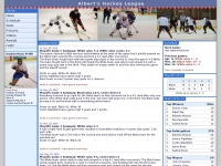 Albert's Thursday Night Hockey League