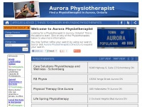aurora-physiotherapy.ca