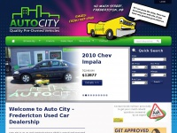 Autocityfredericton.ca
